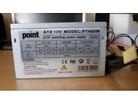 Point ATX 12V PT400W Switching Power Supply