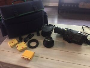 Vintage Canon 1014 XL-S Video Camera
