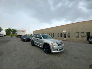 Jeep srt8 moteur forger