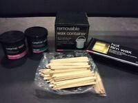 Hot film wax wax pot container Creme wax