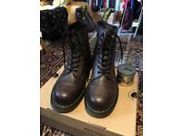 Dr. Martens Brown Leather Boots (UK 10/EU 45)