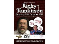 An evening with Ricky Tomlinson