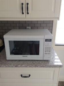 Panasonic Inverter microwave PPU
