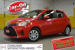 2016 Toyota Yaris LE AUTO A/C POWER GROUP CRUISE BLUETOOTH