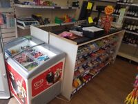 Retail shop counter for sale - £195