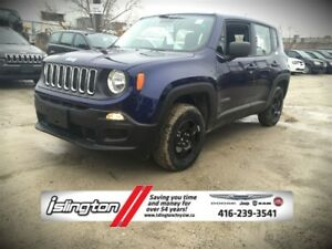 2016 Jeep Renegade SPORT **DEMO**
