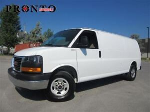 2015 GMC Savana 2500 ** Allongé Extended **