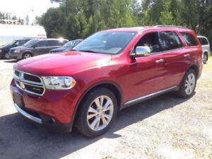 2011 Dodge Durango CREW PLUS SUV, Crossover