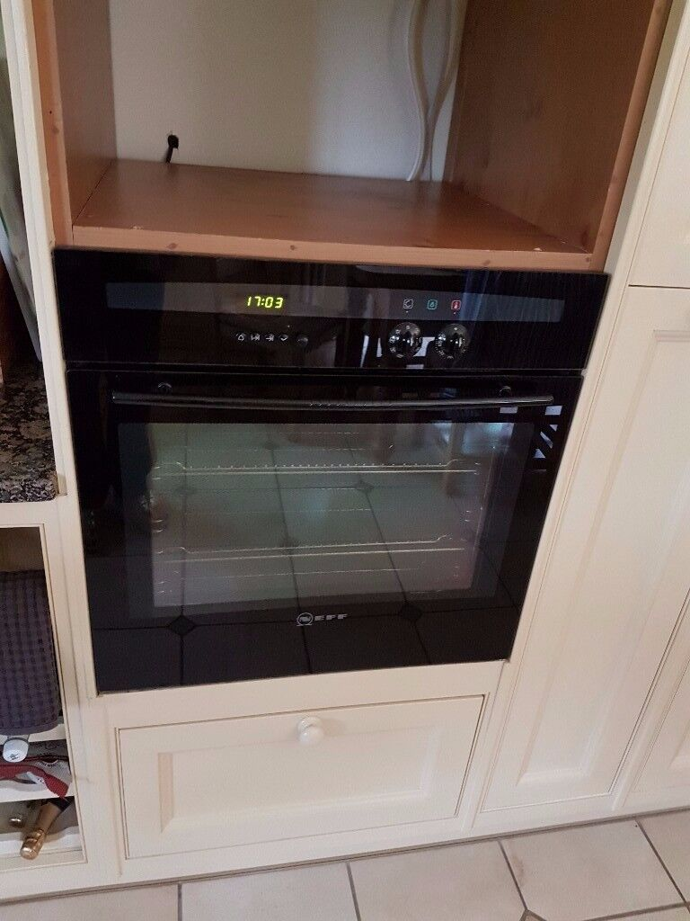 Neff Single Fan Oven Vgc And In Good Working Order Clean Full Size