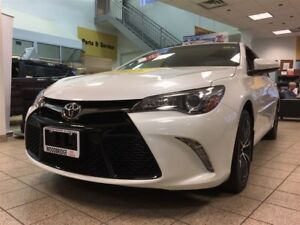 2017 Toyota Camry XSE, MOONROOF, BLIND SPOT MONITOR, BACKUP CAME