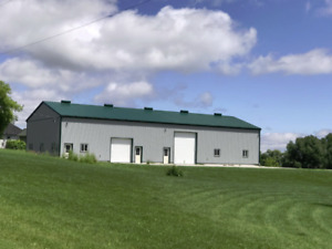 100 x 40 New Barn for Rent