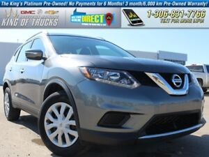 2015 Nissan Rogue S Low KM | AWD | PST Paid