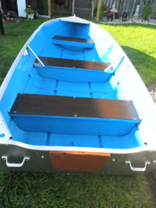 14 FT SPRINGBOK BOAT