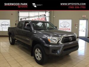 2015 Toyota Tacoma SR5 BOUGHT AND SERVICED @SP TOYOTA!!!