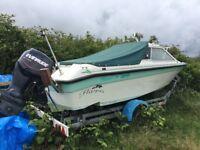 Flipper 535 Power Boat