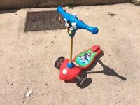 Mickey Mouse Scooter 3 wheels