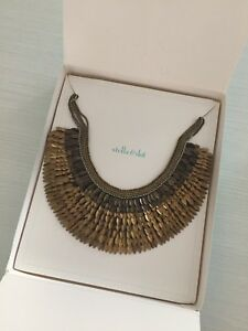 Stella and Dot Necklace Worn Once