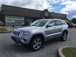 2016 Jeep Grand Cherokee Limited/CARPROOF CLEAN/LEATHER/BACKUP C