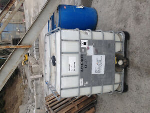 1000 L tank for water or liquid