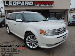 2010 Ford Flex Limited,Leather,Panoramic,Awd*No Accident*