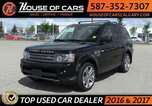 2010 Land Rover Range Rover Sport Supercharged  4WD / Navigator