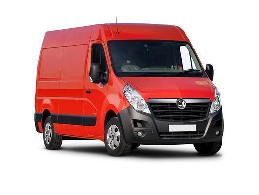 2018 Vauxhall Movano 2.3 CDTI H1 Crew Cab Dropside 130ps Diesel