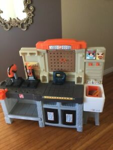 Home Depot plus extra toys