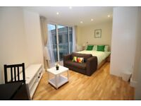 LUXURY STUDIO BYWATER PLACE ELITE HOUSE E14 LIMEHOUSE CANARY WHARF BOW MILE END POPLAR