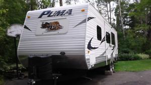 RV - PUMA Travel Trailer