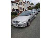 rover 45 spares and repairs