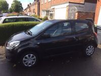 2010 Renault Twingo Black 1.2 Petrol - Excellent Condition 12mths MOT Ideal First Car