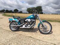 Harley-Davidson Dyna Wideglide FXDWG