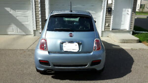 2013 Fiat 500 Sport Coupe (2 door)