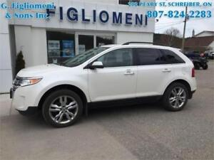 2011 Ford Edge Limited  - $205.92 B/W