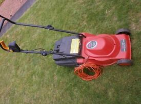 Devil rotary lawn mower