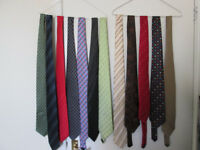 Mens Ties I have a range of them either worn once or new