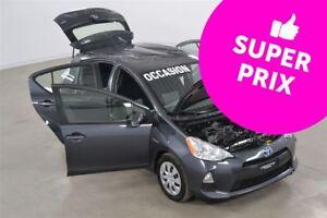 2012 Toyota Prius c Hybride Gr.Ameliore+Bluetooth 4.0L/100 Km
