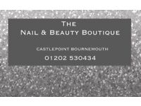 Nail Technicians Full and Part & Time Positions