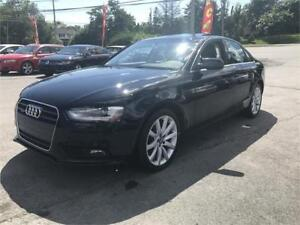 2014 Audi A4 Komfort AWD, SUPER CLEAN, WARRANTY, LUXURY