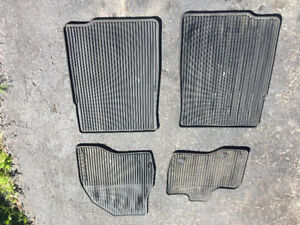 2013 Ford Explorer All Weather Mats