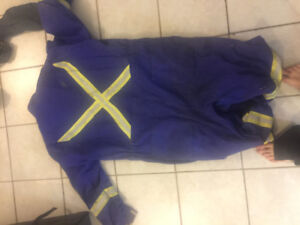 Coveralls for site