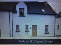 Portstewart- cottage available Saturday 12th August for one week