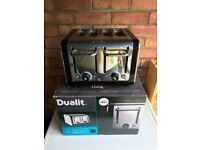 Dualit Architect Toaster 4 slot