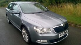 Skoda Superb Elegance CR140 DSG Automatic 2012