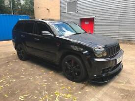 Jeep Grand Cherokee 6.1 V8 ( 420bhp ) auto SRT-8 BODY KIT / MILLTEK EXHAUST