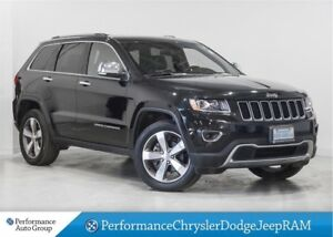 2016 Jeep Grand Cherokee Limited * Navigation * Sunroof