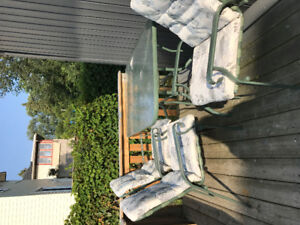 Table & Chair Patio Set