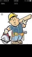 Handyman service / indoor /outdoor