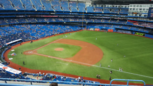 Blue jays tickets (2 only)