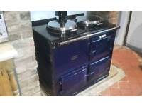 Aga 2 oven gas open flue refurbished bargain!